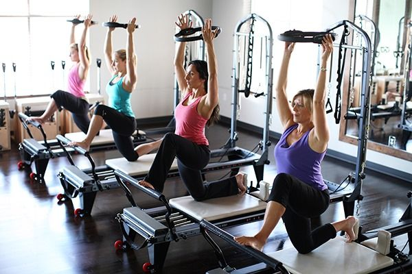 Health with Pilates Training