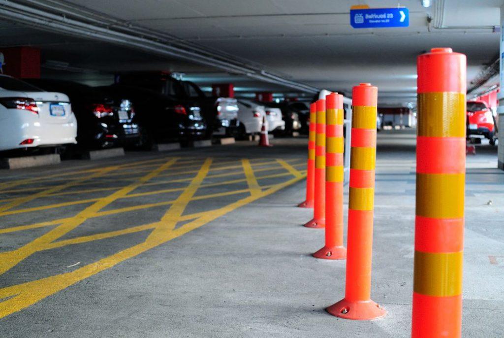 parking bollards