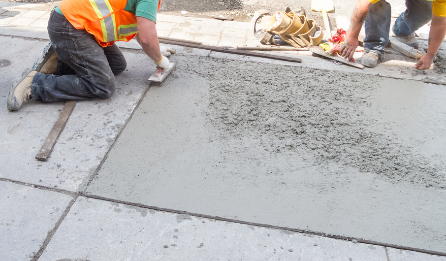 best concrete contractor