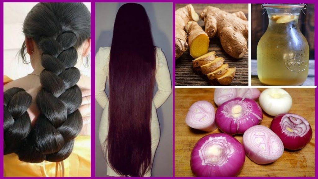 natural home remedy for hair growth